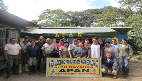 Con inversión de 400 mil soles, culmina Programa de Actividades Económicas Sostenibles en el Parque Nacional YanachagaChemillén