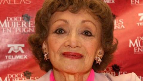 Fallece actriz mexicana Yolanda Mérida