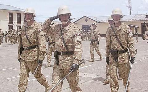 General Andía Benavides por fallo de La Haya: 'Tropas deben estar preparadas'