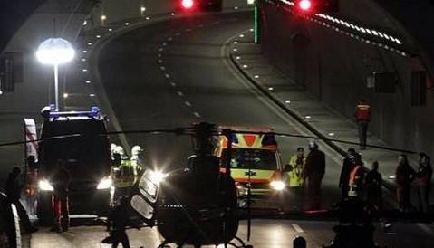 Accidente de bus dejó 22 niños muertos en Suiza