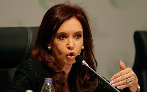 Cristina Fernández calificó de 'nazis' notas de conocidos diarios argentinos