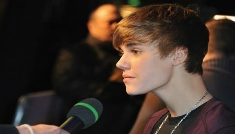 Justin Bieber sorprende por su habilidad como autor