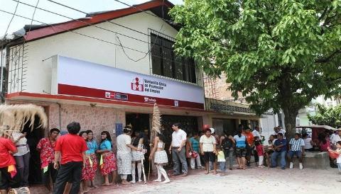 Ministerio de Trabajo inaugura ventanilla única de promoción de empleo en Iquitos