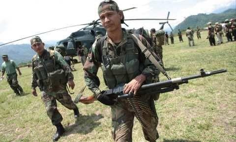 Ministerio de Defensa: 'Senderistas liberaron a secuestrados por presión del cerco policial y militar'