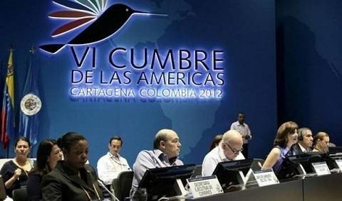 VI Cumbre de las Américas sin declaración final
