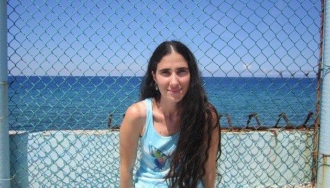 Yoani Sánchez, una auténtica rebelde
