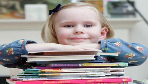 Heidi Hankins: la niña con el coeficiente intelectual similar al de Einstein