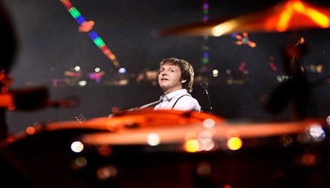 Concierto de Paul McCartney en Bogotá se transmitirá por televisión