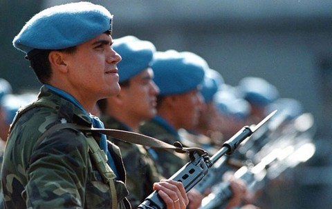 Cascos azules llegarán a Siria para supervisar el alto al fuego