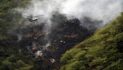 Confirmado: Accidente aéreo en Pakistán deja 127 muertos