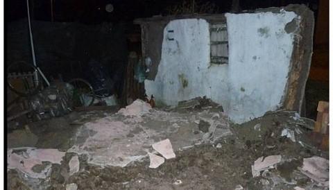 Mujer muere aplastada por pared tras fuerte lluvia en Huancayo