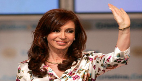 Cristina Fernández superó el millón de seguidores en Twitter