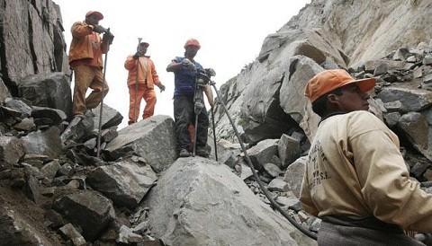 Ayacucho: Minero muere tras permanecer cuatro días atrapado en socavón