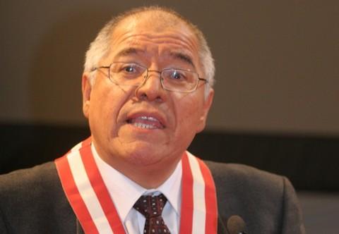 Consejo Nacional de Magistratura investigará a César San Martín