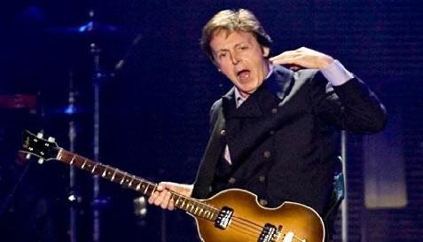 Paul McCartney es la tercera fortuna de la música británica
