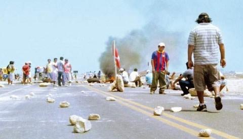 Paita: Ministerio de la Producción exhorta calma a pescadores