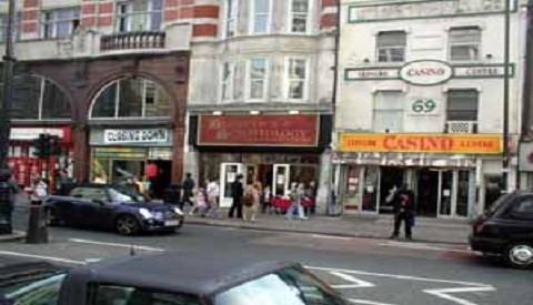 Inglaterra: Detuvieron al hombre que se atrincheró con explosivos en Londres