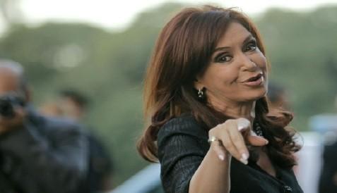 Cristina, la reina que puso Argentina a sus pies