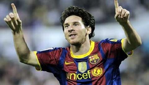 Liga española: Barcelona goleó 4-1 al Málaga con hattrick de Messi