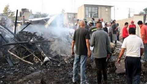 Comandante de los Bomberos: 'Estamos trabajando en la remoción de escombros'