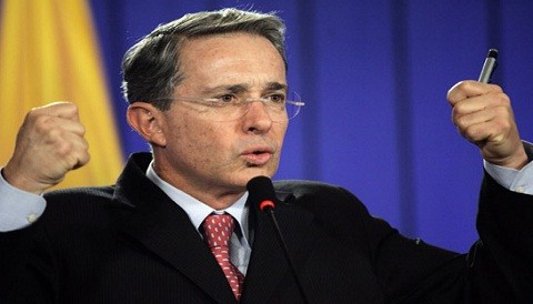Álvaro Uribe: 'Langlois es un hombre sumamente agresivo'