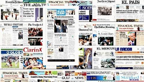 Conozca las noticias del mundo para hoy viernes 11 de mayo for Noticias del mundo del espectaculo hoy
