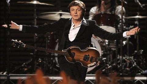 Paul McCartney ofreció un gran concierto en México junto con mariachis (video)