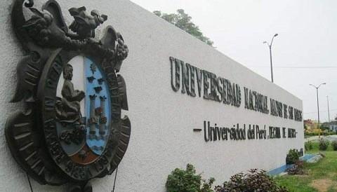 Universidad San Marcos cumple hoy 461 años de creación