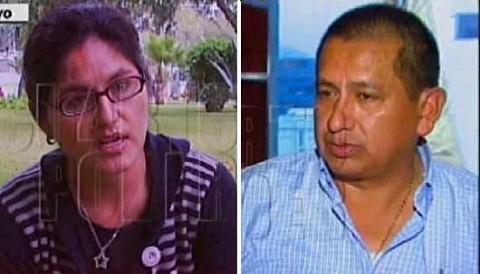 Abogado de Idelia Calderón: 'Mi patrocinada nunca aceptó compartir el lecho con Walter Acha'