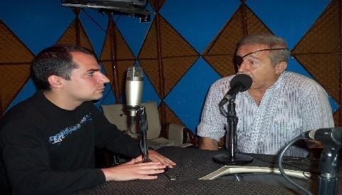 Emilio Nani: 'El tema de las Malvinas no tiene solución'