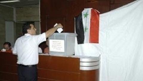 Histórica representación femenina en el Parlamento Sirio