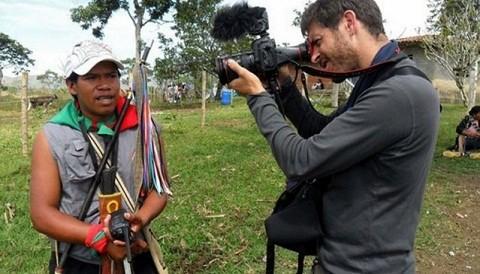 Francia no comenta sobre la posible liberación de Romeo Langlois por las FARC