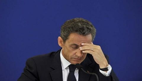Sarkozy, c´est fini