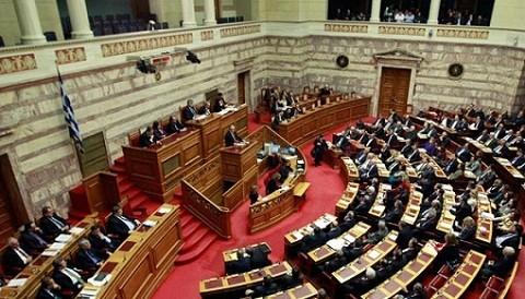 Grecia disuelve su Parlamento para convocar a elecciones