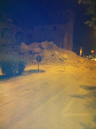 Sismo de 6.0 grados sacudió la región de Bologna en Italia