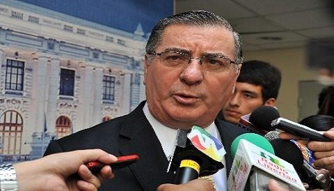 Óscar Valdés: Gobierno busca aprobar proyecto de reforma salarial en FFAA y PNP