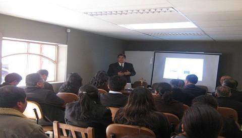 Se inaugura el Servicio Constitución de Empresas en 72 horas en región Puno