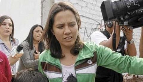 Rosario Ponce a la prensa: 'No soy una prostituta'
