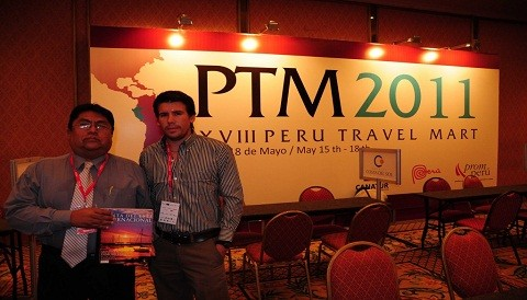 Per Travel Mart 2012 gener US$ 60 millones en compromisos de negocios