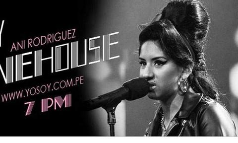 Amy Winehouse peruana es acosada por teléfono durante las madrugadas