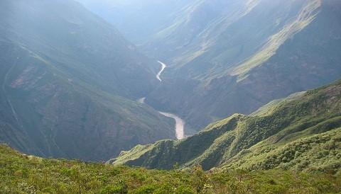 Se otorga buena pro para estudio de pre-inversión del teleférico sobre el Cañón de Apurímac