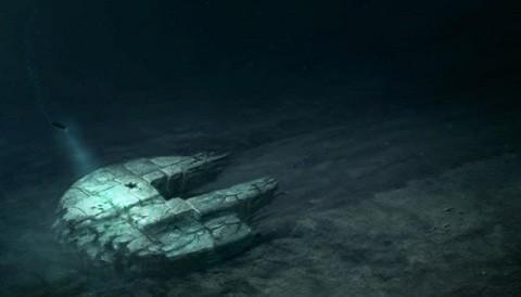 Inició la búsqueda de un ovni en el mar Báltico
