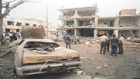 [VIDEO]: Recuerde los momentos del atentado terrorista contra Frecuencia Latina