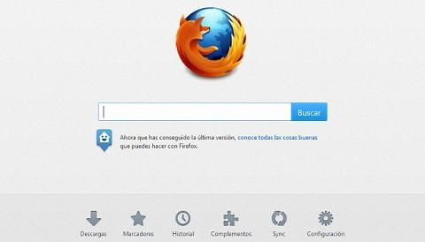 Firefox 13 ya se encuentra disponible para descargar