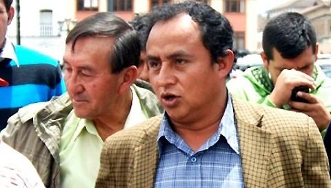 Gregorio Santos: Abugattás presiona al Fiscal de la Nación para que me detengan