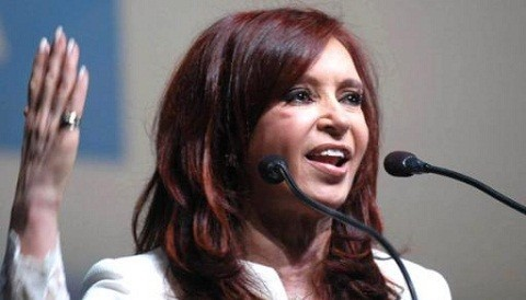 Cristina Fernández: Es más rentable tener los ahorros en pesos que en dólares