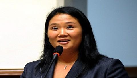 Keiko Fujimori: Gregorio Santos aprendió a ser un gran agitador del presidente Humala