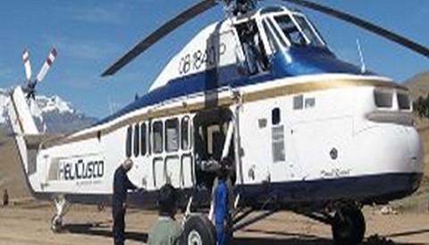 Cusco: identifican a los 14 turistas de helicóptero desaparecido