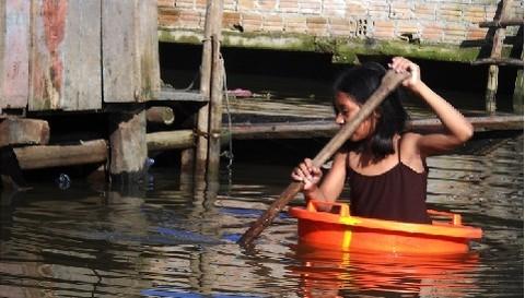 ASPEm lanza campaña para ayudar a niños damnificados de Iquitos
