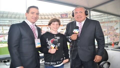 ATV transmitirá en directo encuentro Perú vs. Uruguay